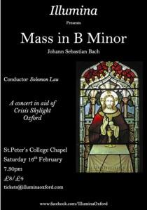 Illumina Mass in B Minor