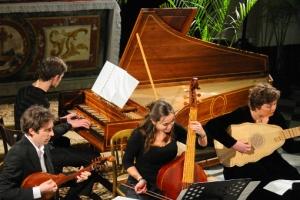 L'Acheron Ensemble ©Valletta International Baroque Festival